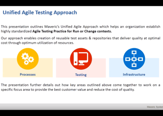 Recorded Webinar – Where are you in the road to Agility and Continuous Integration ? A QA perspective