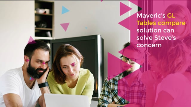 GL Tables compare solution