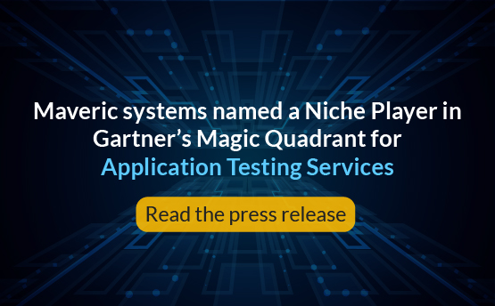 Maveric Systems Named in Gartner's Magic Quadrant