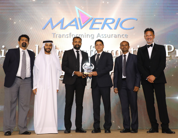 Maveric Systems Awarded 'Best Digital Transformation Provider' At Banker Middle East Industry Awards 2019