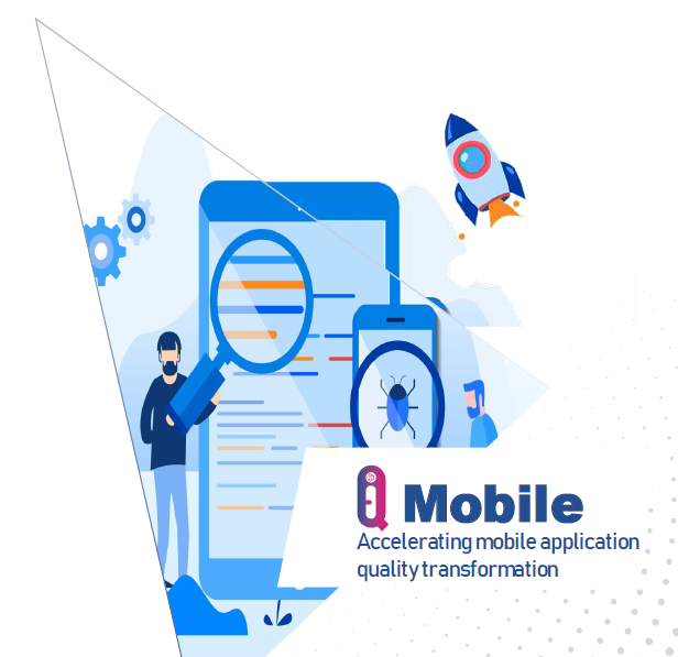Re-imagining mobile banking application with IQe Mobile