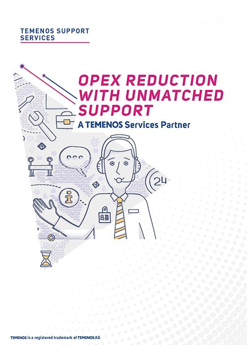 Temenos Support Service Brochure