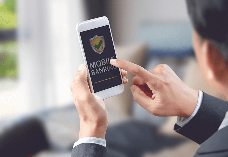 The emergence of mobile banking in traditional banks and the promise of Temenos Infinity