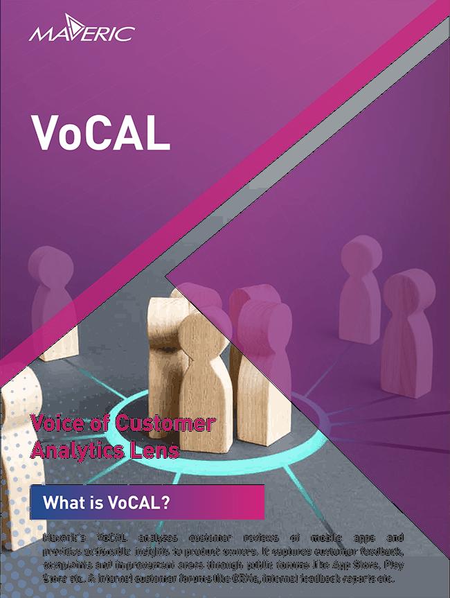 VoCAL App Analytics
