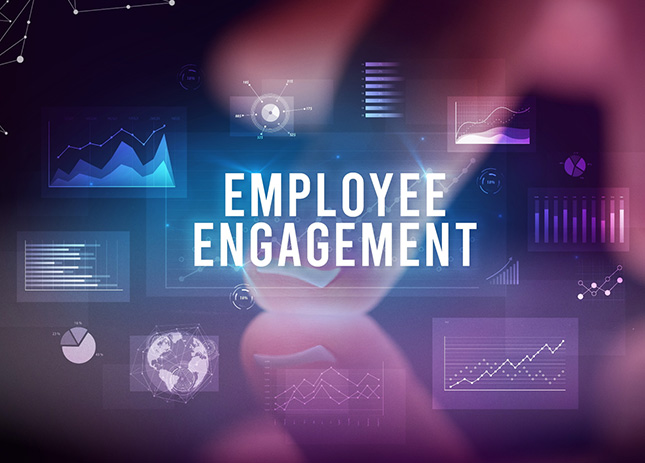 Employee engagement for a company culture that can accelerate into next