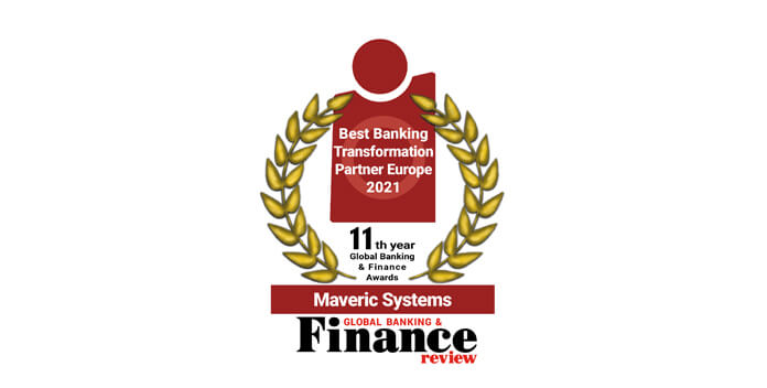 Maveric Systems wins Best Banking Transformation Partner Europe 2021