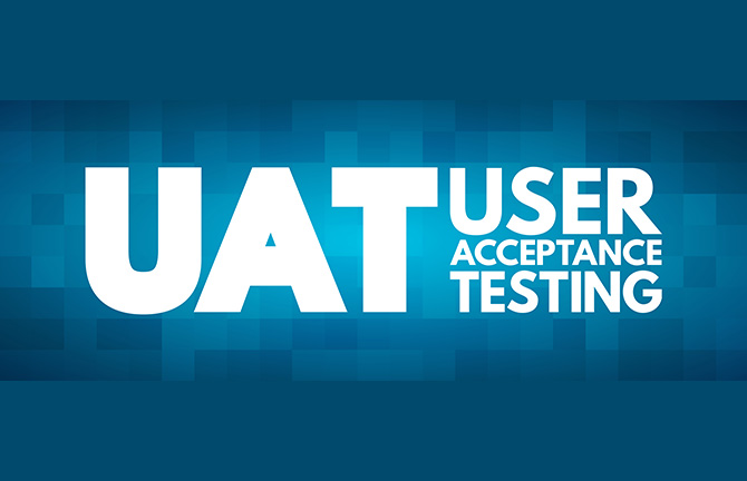 How can banks achieve assured release through effective User acceptance testing?